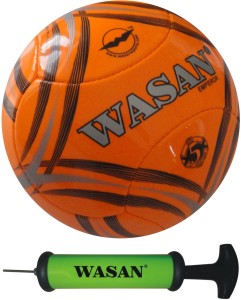 Wasan Emperor With Free Pump Football -   Size: 5