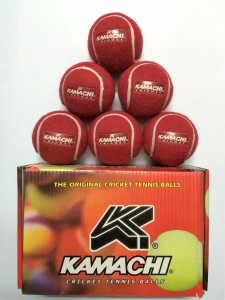 KAMACHI CRICKET AND TENNIS BALL Cricket Ball -   Size: 3
