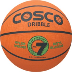 Cosco Dribble Basketball -   Size: 7