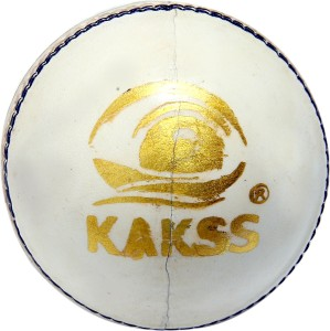 Kakss leather Cricket Ball -   Size: Full Size