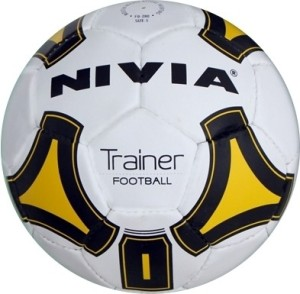 Nivia Dynamic Synthetic Trainer Football -   Size: 5