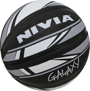 Nivia Galaxy Basketball -   Size: 7
