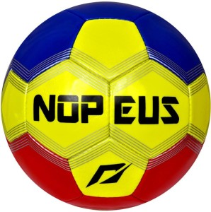 Nopeus RED BLUE YELLOW SYNTHETIC Football -   Size: 5