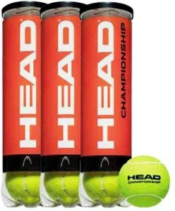 Head Championship Tennis Ball -   Size: 7