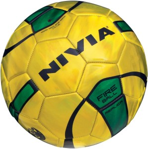 Nivia Fireball Football -   Size: 3
