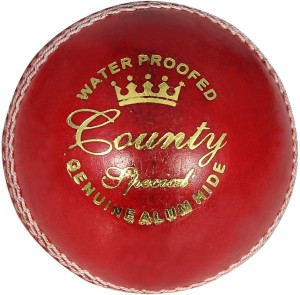 RS SPORT COUNTY Cricket Ball -   Size: 5