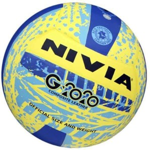 Nivia G-2020 Pu Moulded Volleyball -   Size: 5