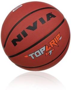 Nivia Top Grip Basketball -   Size: 5