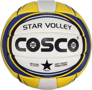Sagar Star Volleyball size - 4 Cosco 18 Panel Volleyball -   Size: 4
