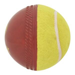 Omtex Swing Cricket Ball -   Size: 5.5