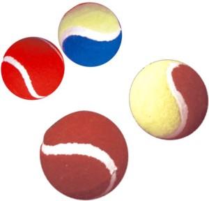 Ceela Sports Tennis Cricket Ball -   Size: Standard