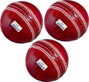 Avats 3 Cricket Ball Set Cricket Ball -   Size: 5
