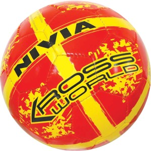 Nivia Kross World Spain Football -   Size: 5