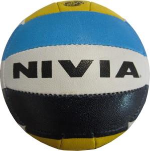 Nivia Hi-Grip Volleyball -   Size: 4