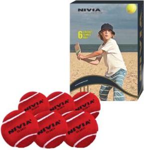 Nivia Tennis Ball Cricket Ball -   Size: NA