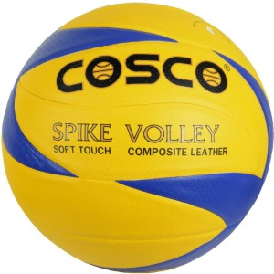Cosco Spike Size-4 Volleyball -   Size: 4