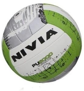 Nivia Pu-5000 Football -   Size: 4