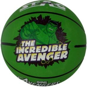 Disney Hulk Basketball -   Size: 7