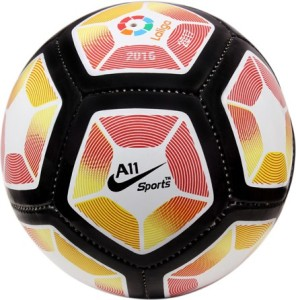 A11 Sports PITCH YELLOW ORANGE Football -   Size: 5