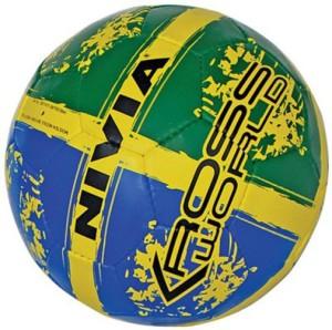 Nivia Kross World New Football -   Size: 5