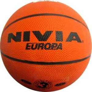 Nivia Europa Basketball -   Size: 3