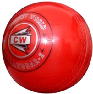 d6a70b644b3 CW Synthetic Eva Cricket Ball - Size Full Diameter 22 cm ( Pack of 6 Red