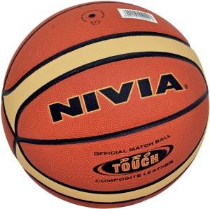 Nivia Pro Touch Basketball -   Size: 6