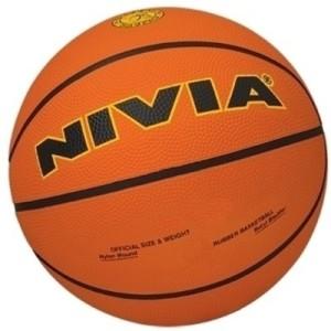 Nivia Regular Basketball -   Size: 5