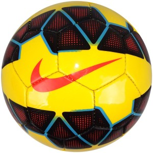 659cc46fd8 Nike Strike Football Size 5 Pack of 1 Yellow Red Blue Best Price in ...