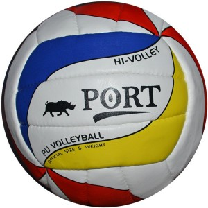 Port Hi-Volley Volleyball -   Size: 5