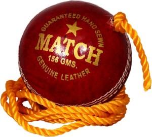 Priya Sports Practice-Red Cricket Ball -   Size: Standard