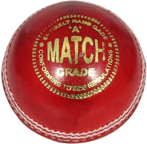 RS SPORT MATCH Cricket Ball -   Size: 5