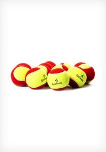 Spinway Mini Stage 3 Balls Tennis Ball -   Size: 2