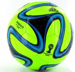 the latest 7f150 edb72 Adidas Brazuca Glider Football - Size 5