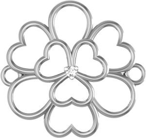 Avsar Priyanka Yellow Gold 14kt Swarovski Crystal Bracelet
