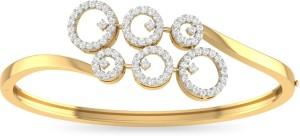 WearYourShine by PC Jewellers PC Jeweller The Doramie Yellow Gold 18kt Diamond Bracelet