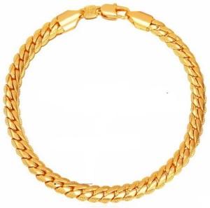 Magic Stones Br 22k Yellow Gold Bracelet