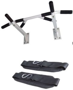 Magic Home Gym Multigrip AB Strap Pull-up Bar