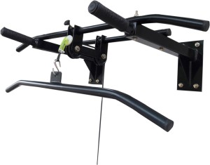 SME Fitness Wall Mount Top Pulley Pull-up Bar