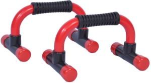 Aerofit Red American Grip 02 Push-up Bar