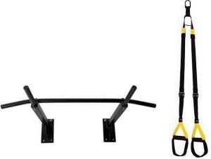 Home Gym Dynamics Suspension Trainer Pull-up Bar