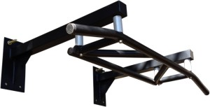 SME Fitness Wall Mounted Multi Grip Pull-up Bar
