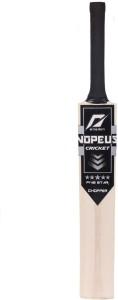 Nopeus CHOPPER PRO 2 BLACK SILVER Poplar Willow Cricket  Bat