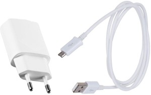 Goospery BCGSPY-31 Pin Charger With V8 for All Samsung Mobiles White Mobile Charger