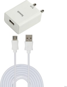 Saransh 2A. USB Adapter With Cable ( 1 Mtr ) For Redmi Note 4 Mobile Charger
