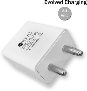 elove 2Port-Wall-Charger-Adapter Mobile Charger