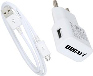 Orbatt Fast Charging 1.0AMP Oppo F1 Mobile Charger