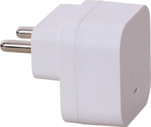 Trost 1.5A USB Wall Adapter With LED Indicator For S4 Mini I9192 Mobile Charger