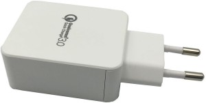 Technoax Qualcomm certified 3.0 single port Mobile Charger