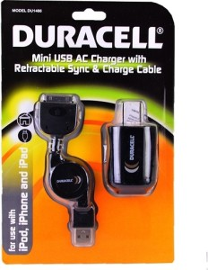 Duracell DU1466 Mobile Charger